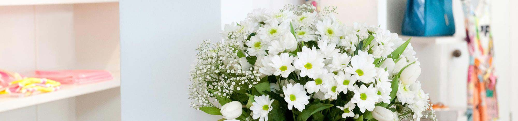 Blumen in der Boutique en vogue in Recklinghausen
